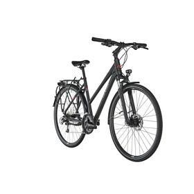 Ortler Chur - Bicicletas trekking mujer - negro